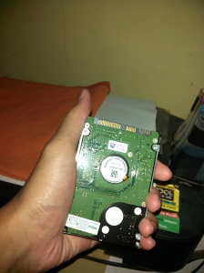 HDD internal Bad Sector