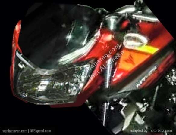 Headlamp MT 25
