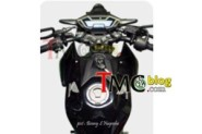 Speedometer Full Digital + Kontak di Tangki