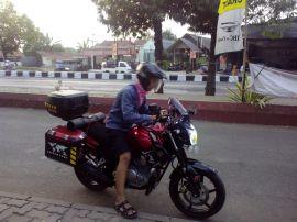 Test Ride Dulu